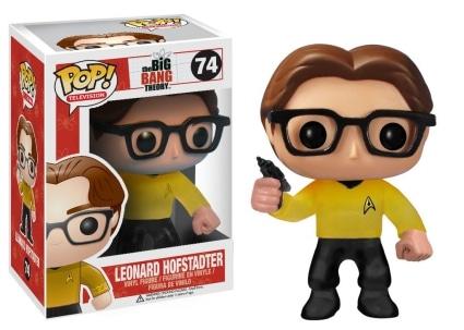 Leonard Hofstadter Star Trek #73