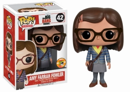 Amy Farrah Fowler Brown Shoes #42