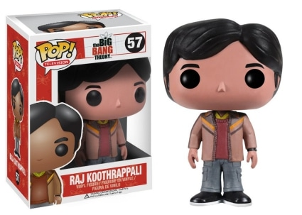 Raj Koothrappali #57