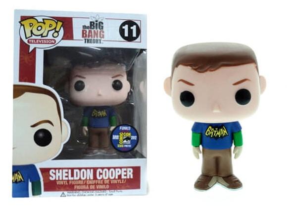 Sheldon Cooper Batman Shirt #11