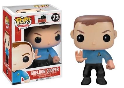 Sheldon Cooper Star Trek #73