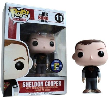 Sheldon Cooper Superman Shirt #11
