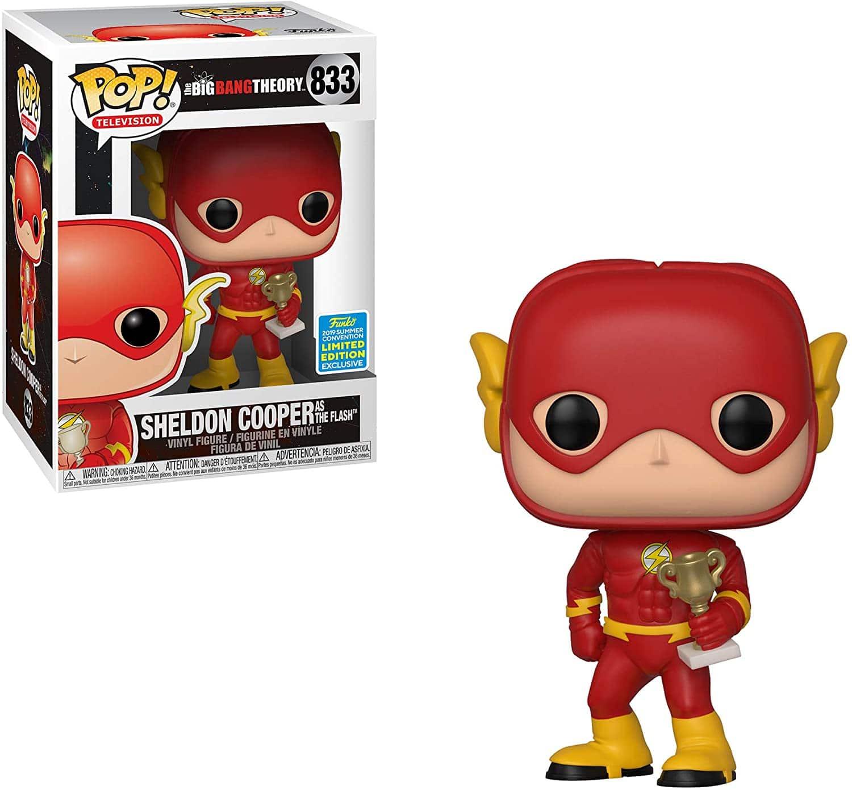 Sheldon Cooper as The Flash #833