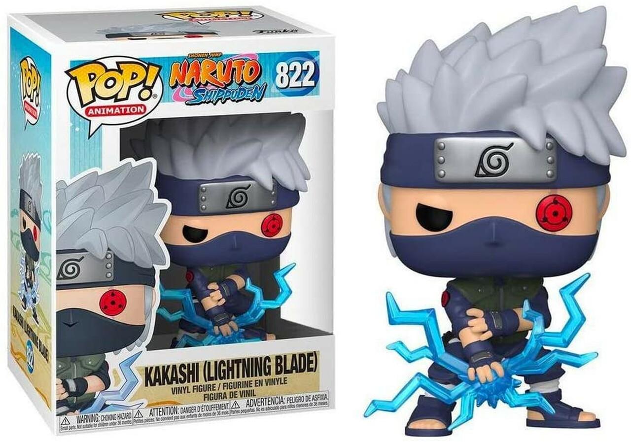 Kakashi (Lightning Blade Sharingan ) #822