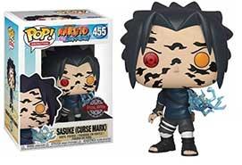 Sasuke (Curse Mark) #455