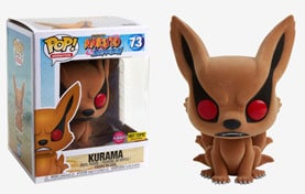 Kurama 6″ Flocked #73