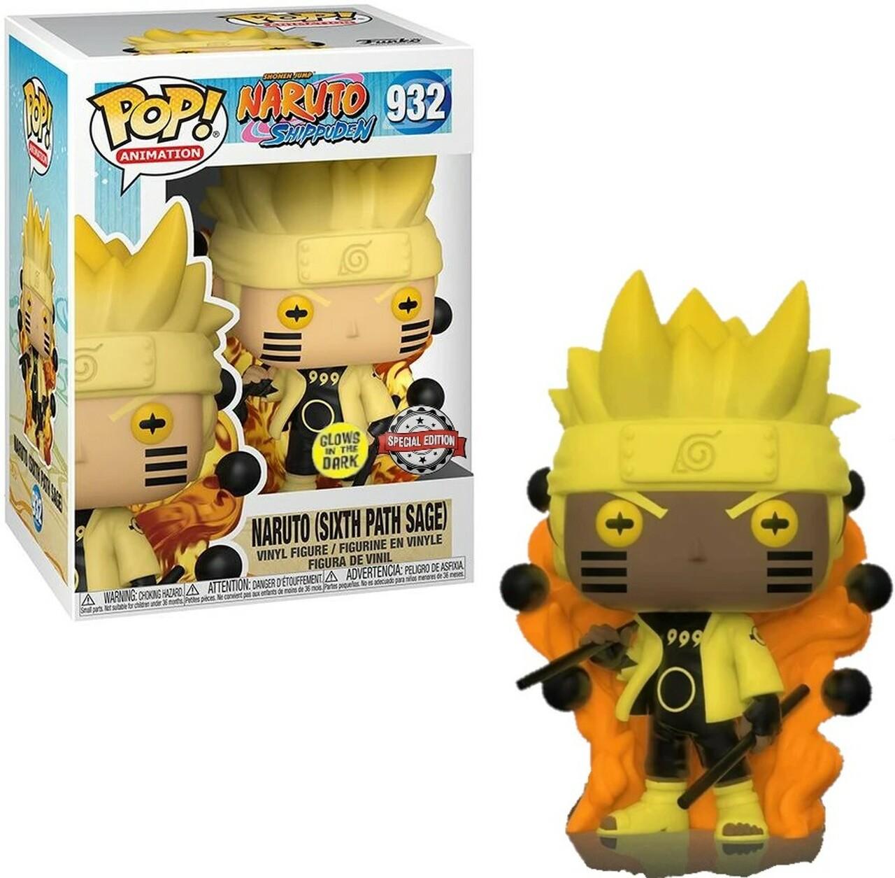 Naruto Six Path Sage GITD #932