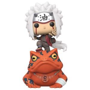 Jiraiya on Toad (Naruto Shippuden) #73