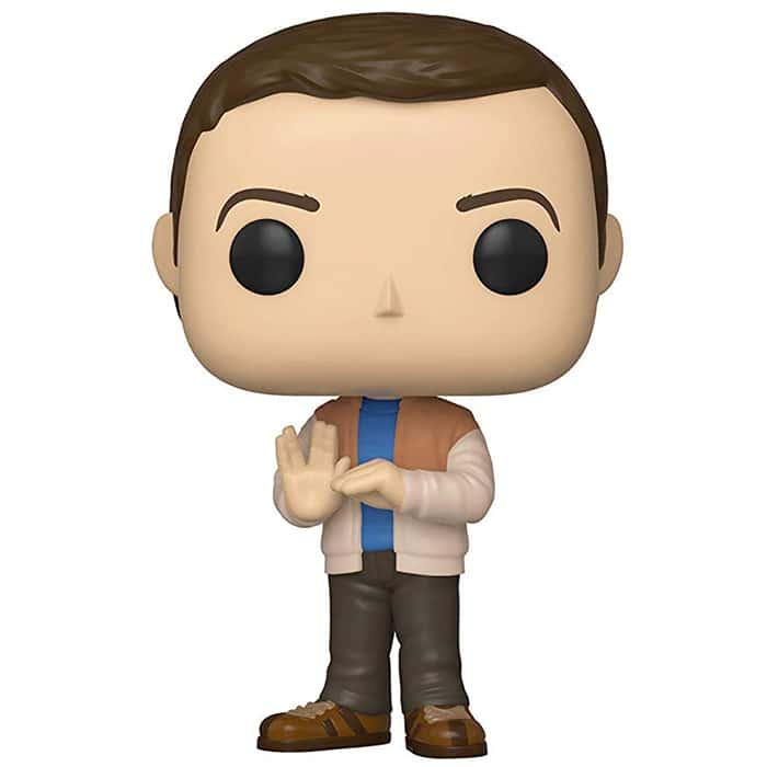 Sheldon Cooper (The Big Bang Theory) #776