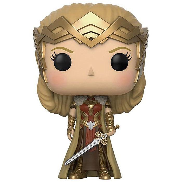Hippolyta (Wonder Woman) #174