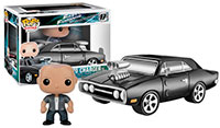 Charger with Dom Toretto
