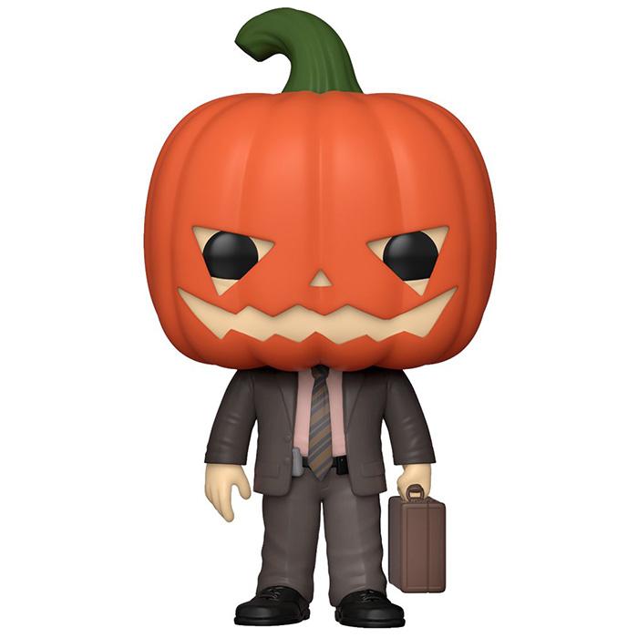 Dwight Schrute Pumpkin (The Office) #1171